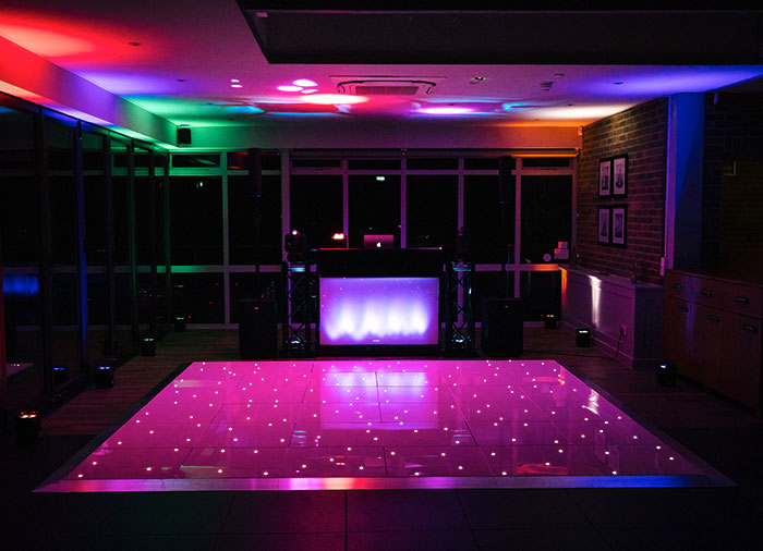 DJ / Dance Floor